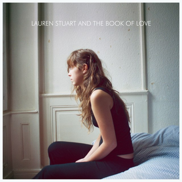 "L'album ""Lauren Stuart and the book of love"", disponible en digital et en vinyle."