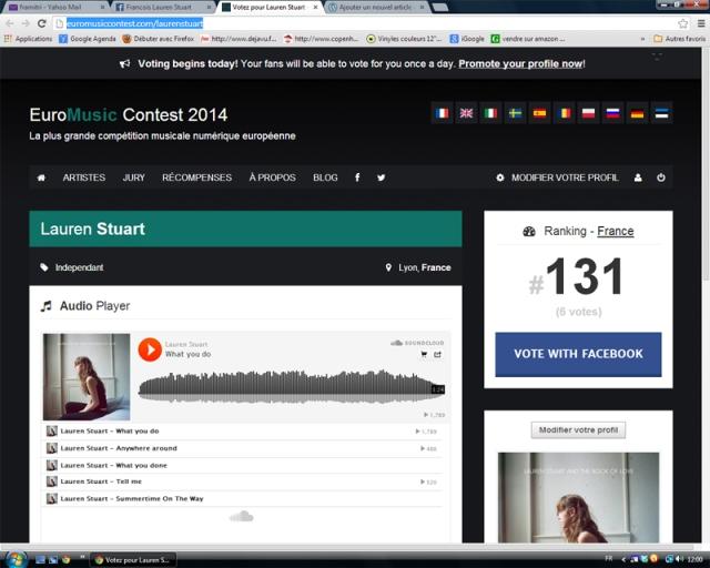 Euro Music Contest 2014