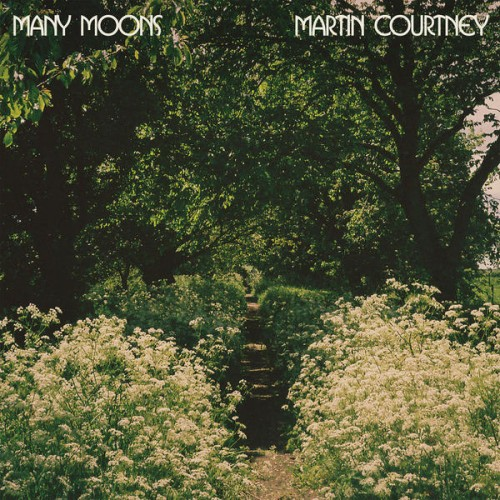 Martin Courtney-many-moons